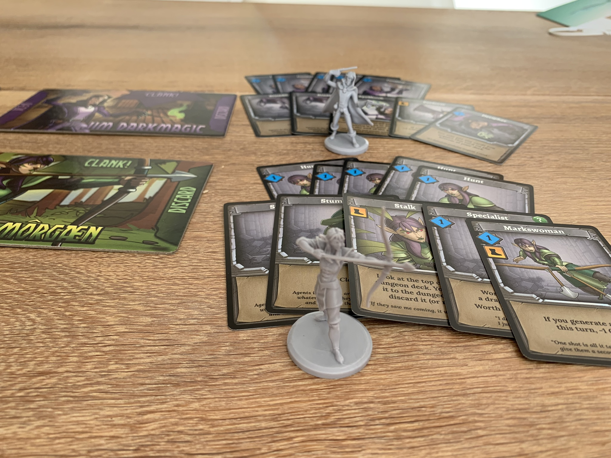 Clank! Legacy: Acquisitions Incorporated - content