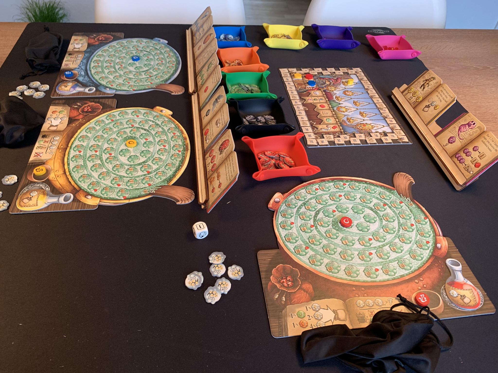 Remote play setup - 3 players